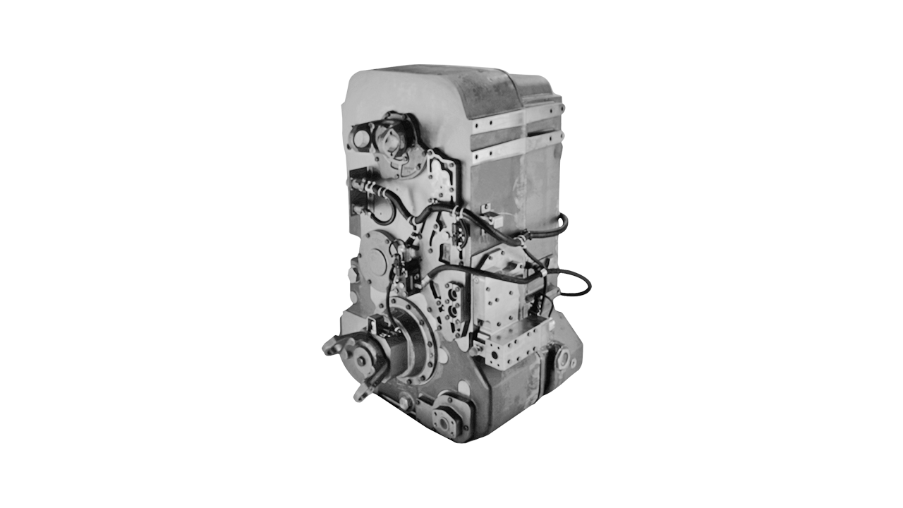 TD61-2619 AWD Transmission