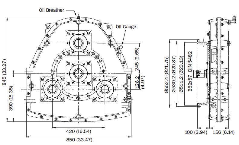 AM365 Dimensions