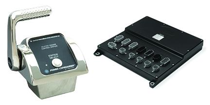 EC300 Clutch Engine Control System