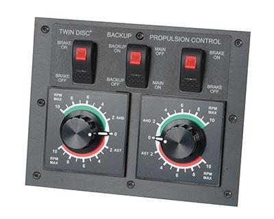 Backup Control