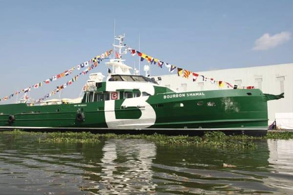 """FSIV 175' – SEAS48 """"BOURBON SHAMAL"""""""