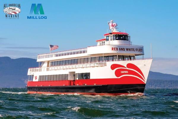 Enhydra Electric Passenger Excursion Vessel