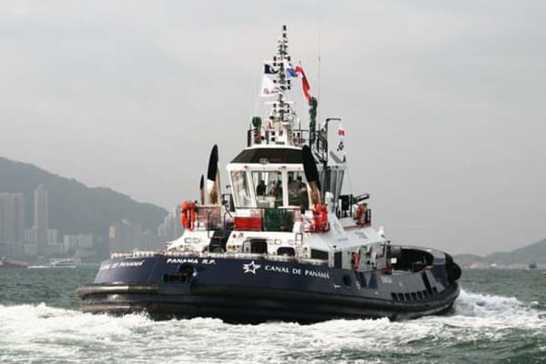 "65 TBP Z-TECH 6500 TUG ""CALOVEBORA"""