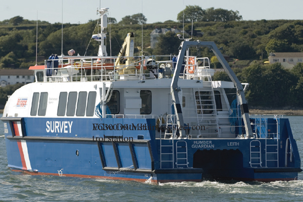 "COASTAL SURVEY VESSEL ""HUMBER GUARDIAN"""