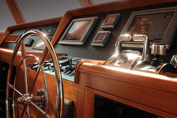Fleming 55 motoryacht