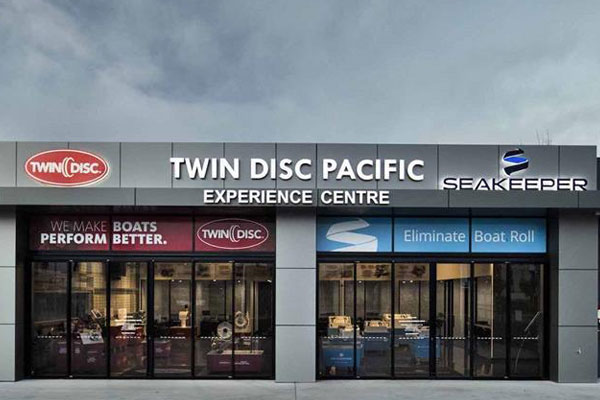 Twin Disc Pacific